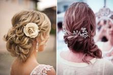 5 kiểu tóc cho cô dâu trong ngày cưới