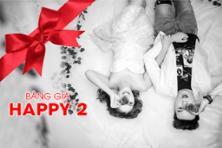 Bảng Giá Dịch Vụ Cưới Trọn Gói Happy 2
