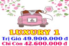 Bảng Giá Dịch Vụ Cưới Trọn Gói Luxury 1