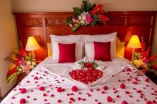 Bật mí 4 xu hướng trang trí giường cưới được chào đón nhất 2019