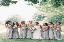 12 ý tưởng tạo sự đặc sắc riêng cho váy phù dâu