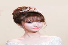 """Top 4 kiểu tóc cho cô dâu """"mặt xương"""""""