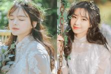 3 kiểu tóc đơn giản cho cô dâu