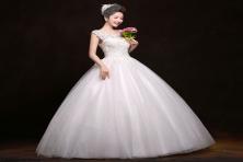 Mẹo chọn váy cưới che khuyết điểm