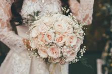 Xu hướng hoa cưới cầm tay đơn giản mà đẹp trong năm 2020