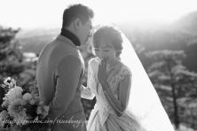 Xu hướng chụp ảnh cưới phong cách Hàn Quốc trong năm 2020