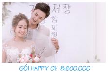 Bảng Giá Dịch Vụ Cưới Trọn Gói HAPPY 01 - 7.900.000 VNĐ