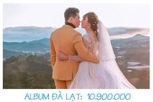 Bảng Giá Gói Album Cưới - ĐÀ LẠT (VĨNH HY) - 10.900.000