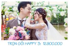 Bảng Giá Dịch Vụ Cưới Trọn Gói HAPPY 03