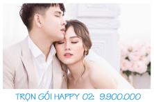 Bảng Giá Dịch Vụ Cưới Trọn Gói HAPPY 02