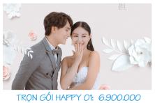Bảng Giá Dịch Vụ Cưới Trọn Gói HAPPY 01