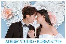 Bảng Giá Gói Album Cưới - STUDIO (KOREA STYLE)